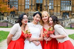 Wedding Hair East Midlands