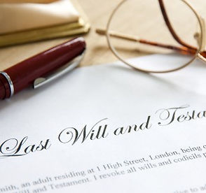 Discounted will writing service