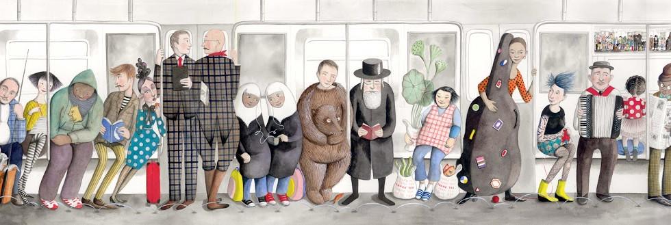 Anecdote in the Subway