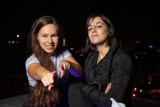 Audrey Mora & Carla Sadornil