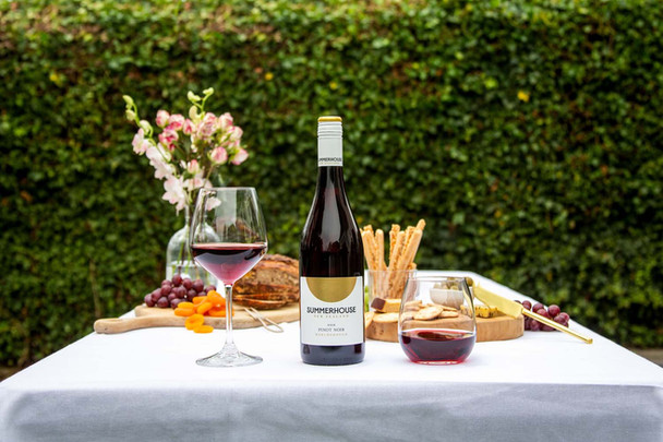 Summer NZ Wine Shot