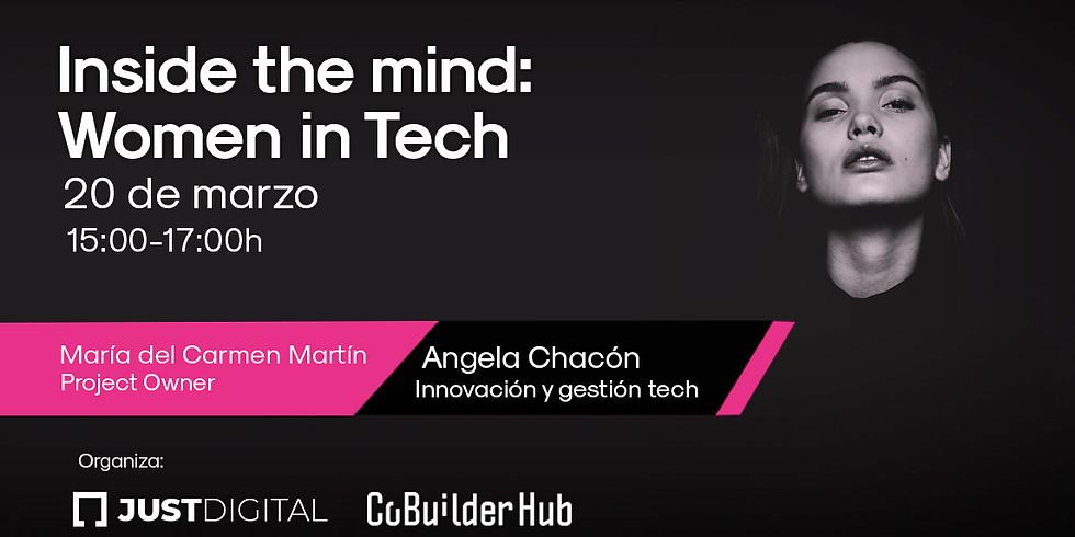 Inside the mind: Women in Tech