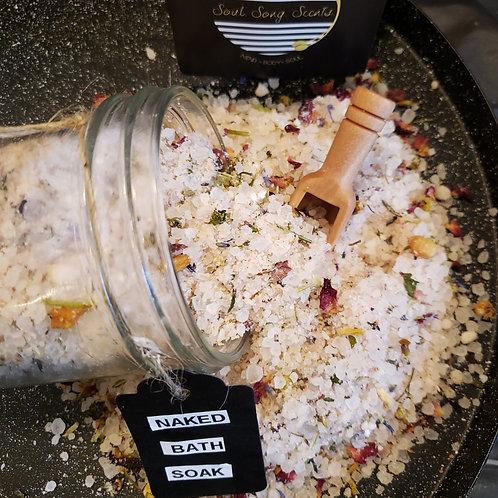 Naked Herbal Bath Soak