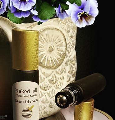 Naked Perfume Oil