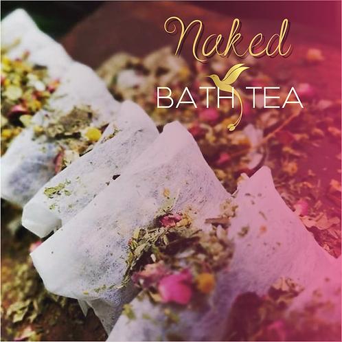 Organic Bath Tea