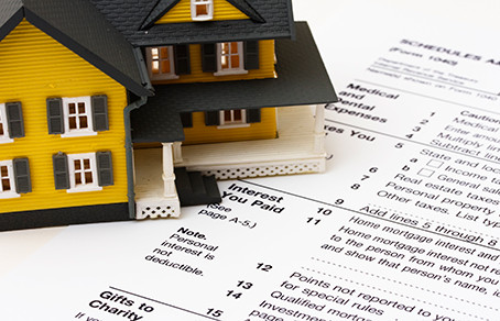 TCJA Imposes Limits on Mortgage and Home Equity Loan Interest Deductions