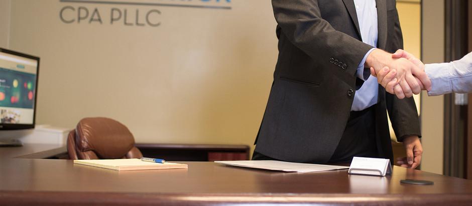 Choosing Your Tax Advisor