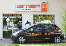 Formations à l'auto école Lardy Conduite