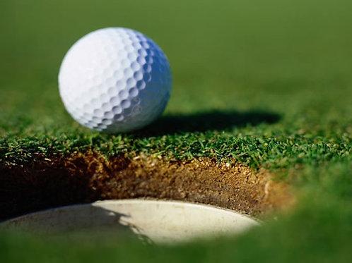 Golf Registration, Foursome