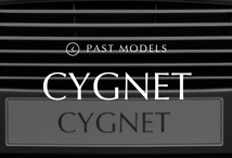 "Aston Martin ""Past Models"" web page"