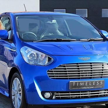 2012 Blue (UK) £34,000