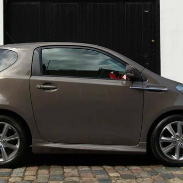 2011 Grey (UK) £29,950