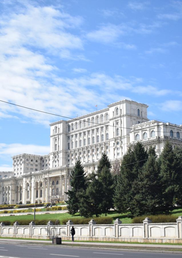Bucharest, Romania, March 2017