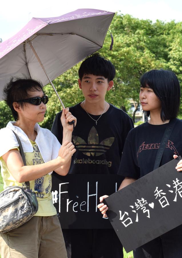 Taipei, Taiwan, 11th August 2019 台北,台灣,2019年8月