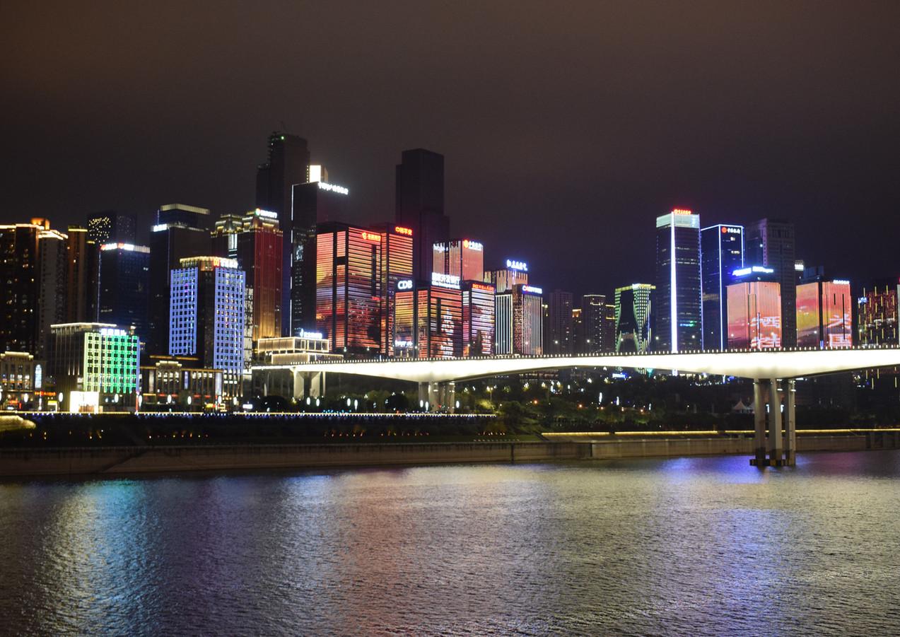 Chongqing, China, March 2019 重庆,中国,2019年3月