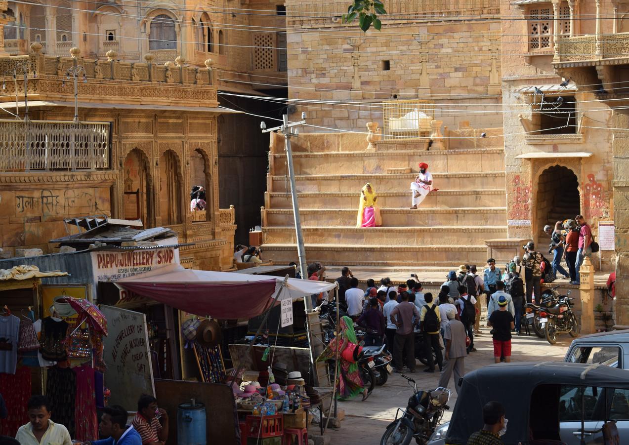 Jaisalmer, India, September 2016