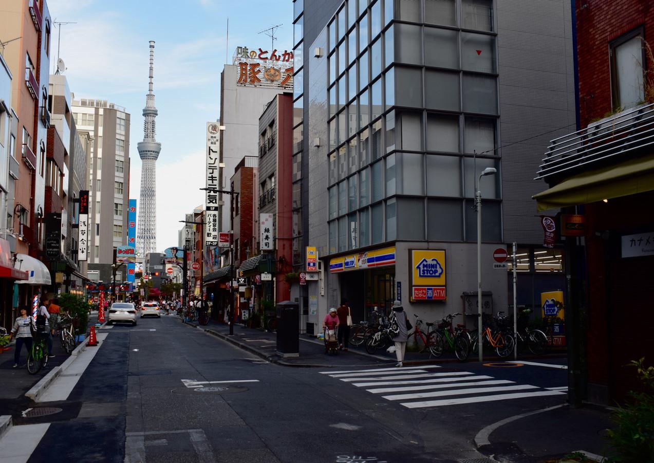 Tokyo, Japan, September 2019 東京,日本,2019年9月
