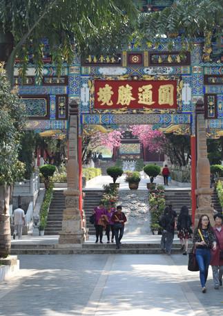 Kunming, China, March 2019 昆明,中国,2019年3月