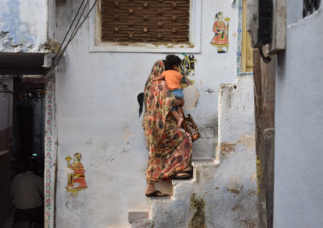 Udaipur, India, September 2016