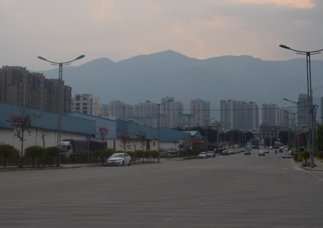 Dali, Yunnan Province, China, July 2019 大理,云南省,中国,2019年3月