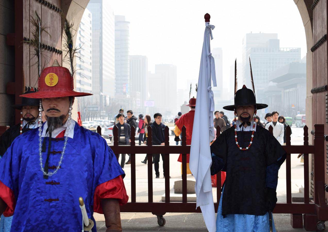 Seoul, South Korea, March 2018