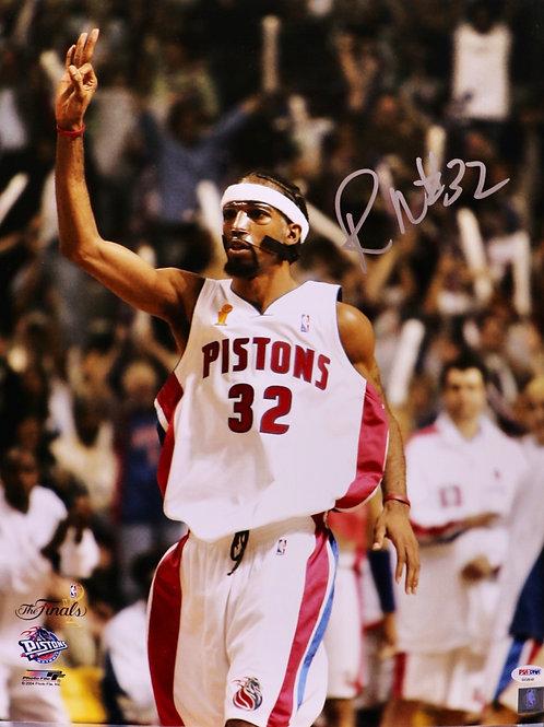 16x20 Rip Hamilton Autographed Photo