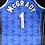 Thumbnail: Tracy McGrady Autographed M&N Orlando Magic Swingman Jersey