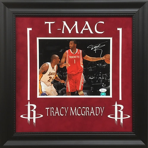 Tracy McGrady Framed 8x10 Photo