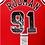 Thumbnail: Dennis Rodman Autographed Mitchell & Ness Bulls Jersey (Red)