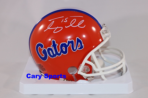 Tim Tebow Signed Florida Gators Mini Helmet