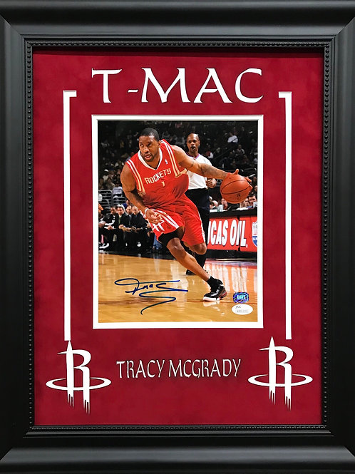 Tracy McGrady Framed 8x10 Photo