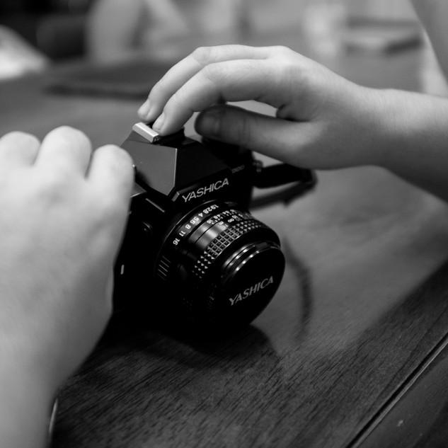 """Progetto UICI """"Bambini Fotografi"""""""