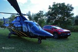 Giornalemotori Jeep ed elicottero
