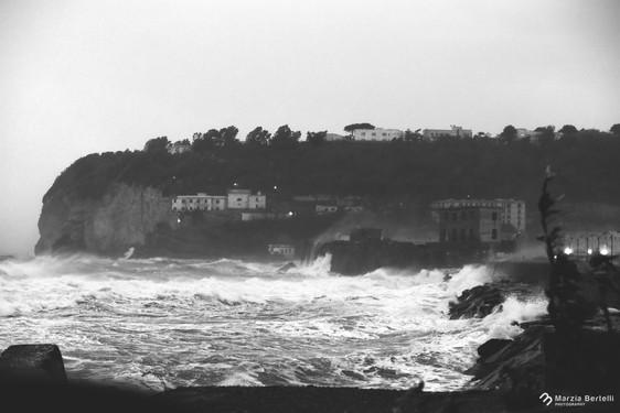 7_Il Mare, il suo forte odore, il vento forte...