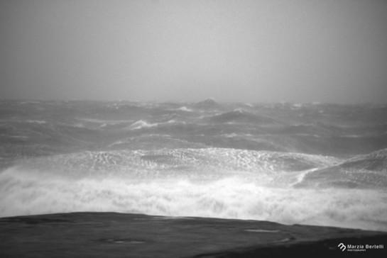 1_Il Mare, il suo forte odore, il vento forte...