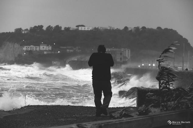 2_Il Mare, il suo forte odore, il vento forte...