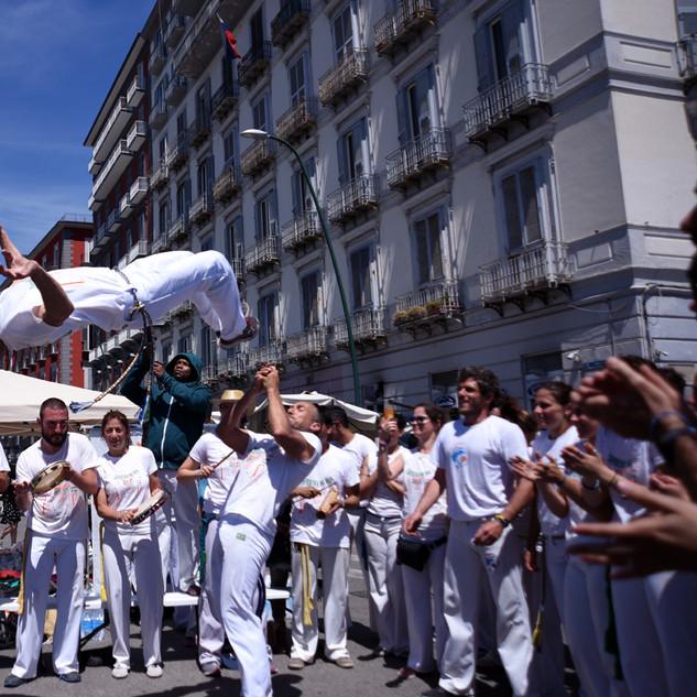 """Capoeira """"Balanço do Mar"""""""