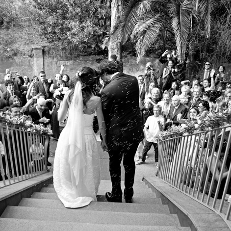 Wedding: Lancio del riso