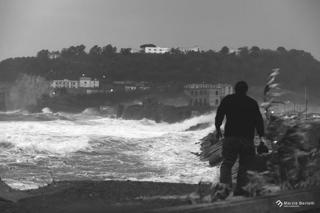 5_Il Mare, il suo forte odore, il vento forte...
