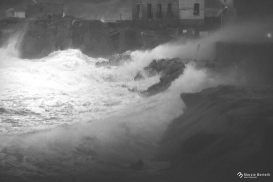 4_Il Mare, il suo forte odore, il vento forte...