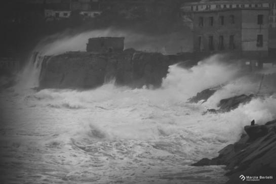 3_Il Mare, il suo forte odore, il vento forte...