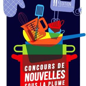 """Concours Nouvelles """"Sous la plume"""""""