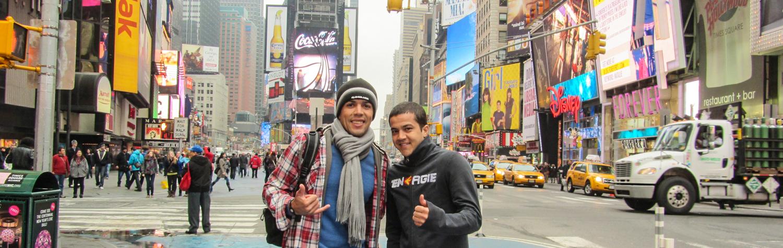 Fernando and New York
