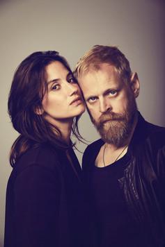Danica Curcic & Carsten Bjørnlund