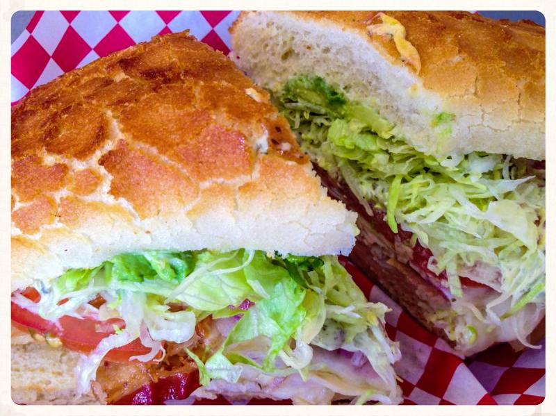 Grubbin' sandwiches