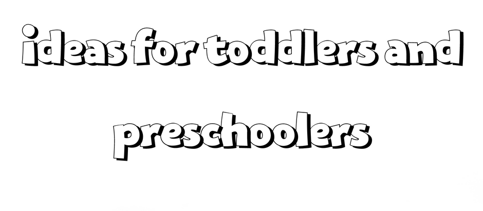 Stocking Stuffers for kids!