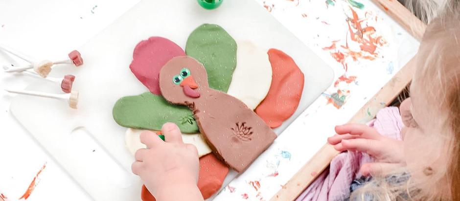 Toddler Thanksgiving Activities