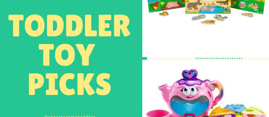 Toddler Toy Picks