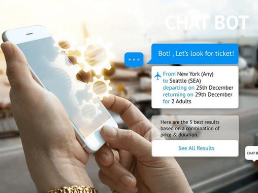 Consumenten enthousiaster over chatbots en spraakassistenten.