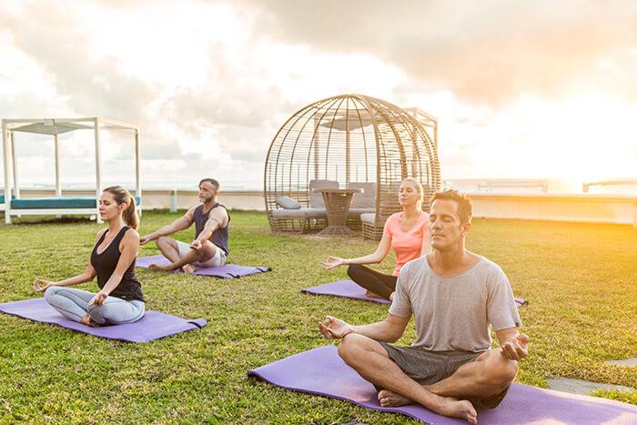 Pourquoi faire une retraite yoga et bien-être